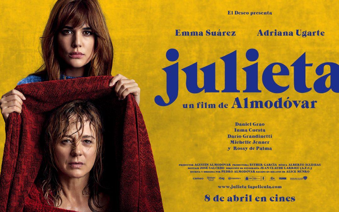 Julieta de Pedro Almodóvar