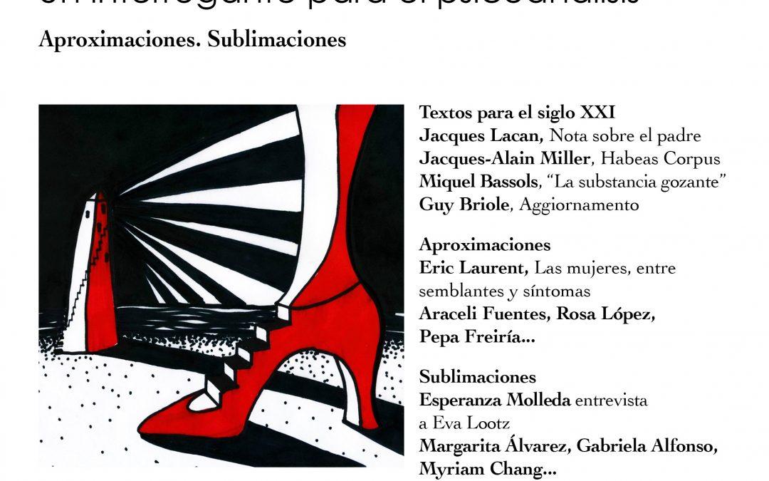 """Editorial de """"El Psicoanálisis"""" nº 29"""