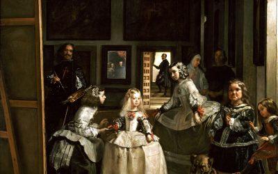 Velázquez en el gineceo