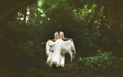 En torno al goce femenino, Dánae o la mística pagana